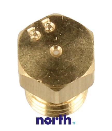 Dysza propan-butan (G37) palnika wok do płyty gazowej Amica 8048908,0