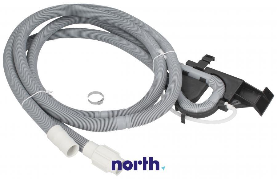 Wąż odpływowy 3m do zmywarki Whirlpool 481010441234,0