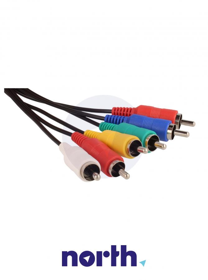 Kabel AV - CINCH 1.5m PANASONIC K1HY12YY0012,1