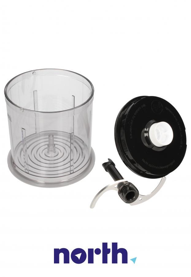 Rozdrabniacz kompletny 750ml do blendera ręcznego Bosch 00627214,2