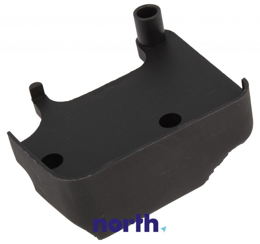 Zawias górny lewy do obudowy do grilla Bosch 00653876,0