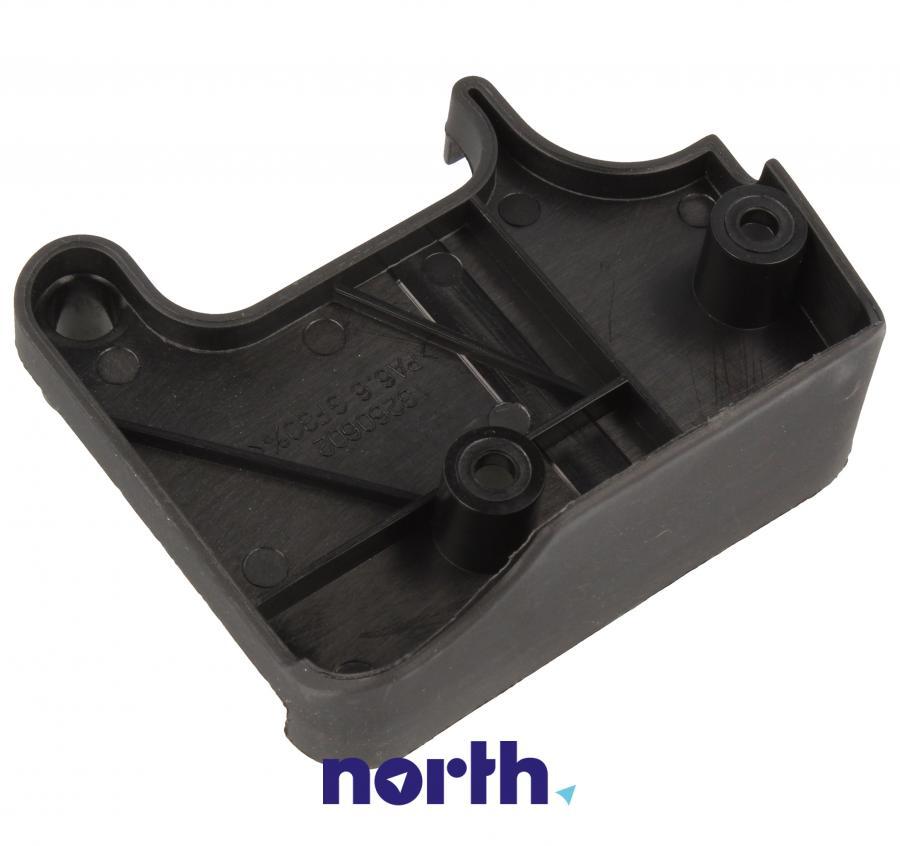Zawias górny lewy do obudowy do grilla Bosch 00653876,1