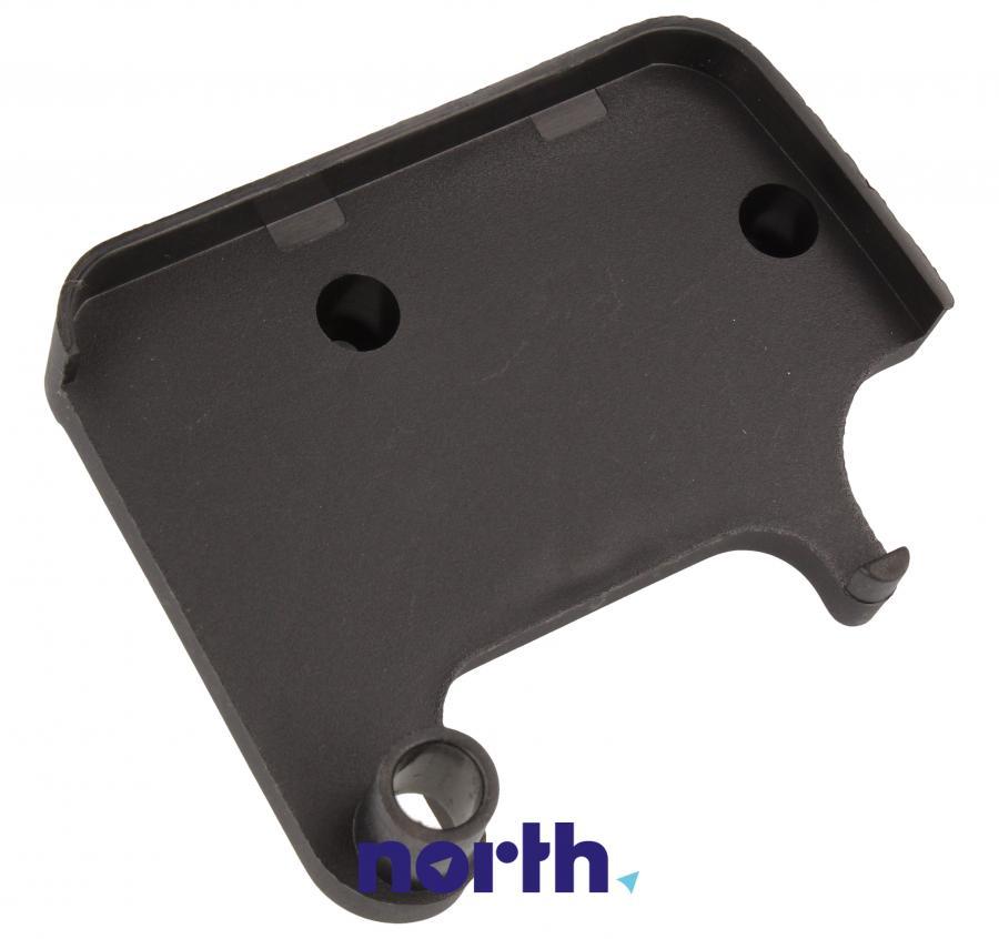 Zawias górny lewy do obudowy do grilla Bosch 00653876,2