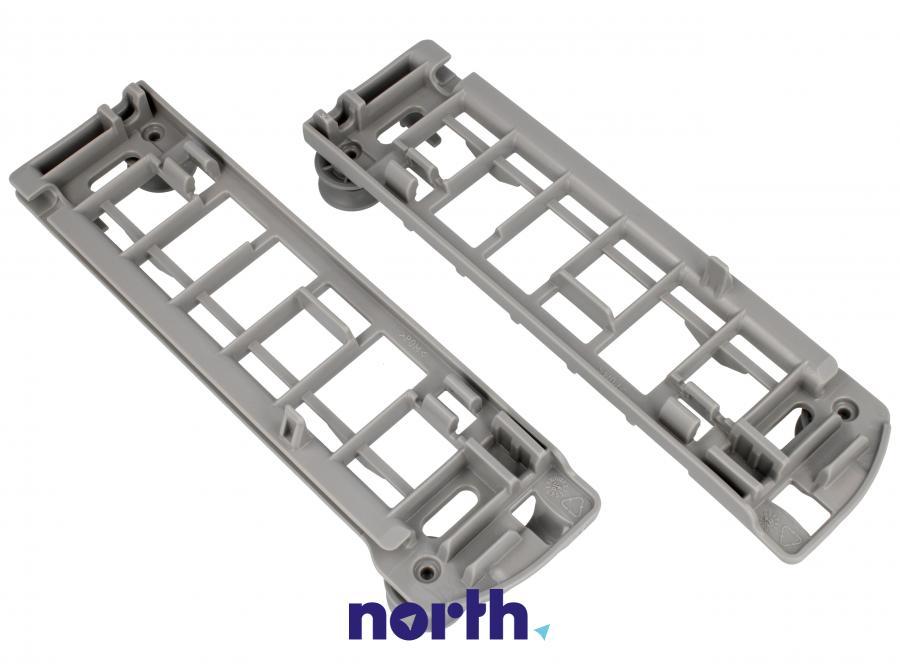 Mocowanie szuflady na sztućce z rolkami do zmywarki Bosch 00625710,2