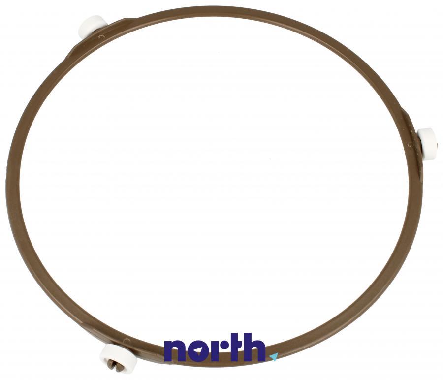 Pierścień obrotowy z rolkami do mikrofalówki Siemens 00658078,0