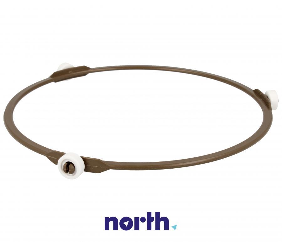 Pierścień obrotowy z rolkami do mikrofalówki Siemens 00658078,1