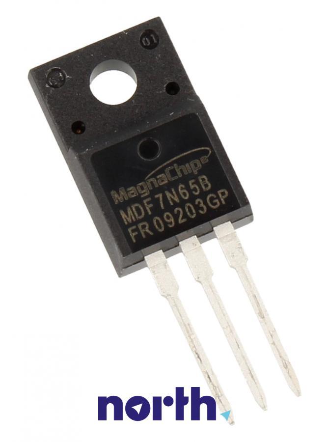 Tranzystor MDF7N65B MDF7N65BTH,0