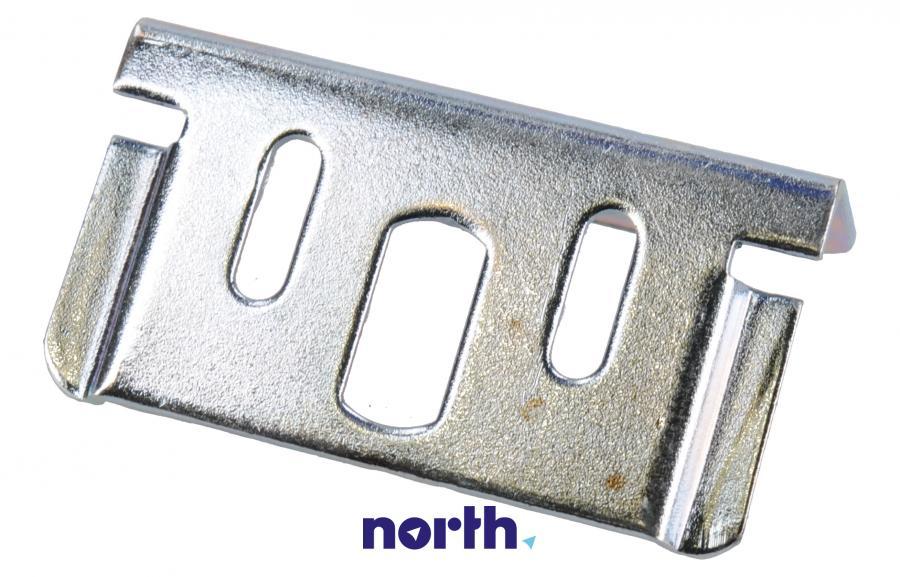 Płytka łącząca drzwi z frontem do zabudowy do lodówki Beko 5703870100,1