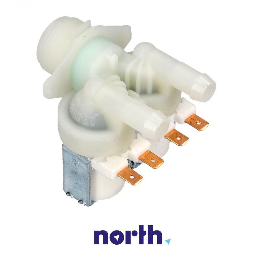 Elektrozawór podwójny do pralki Amica 1024151,1