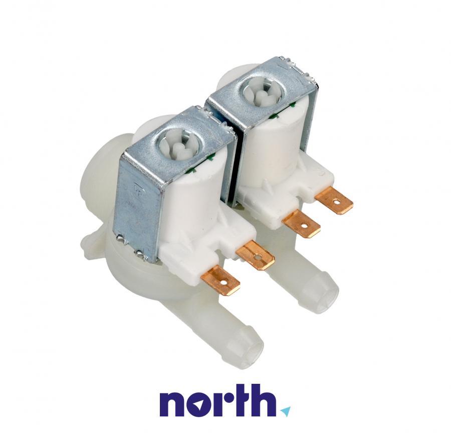 Elektrozawór podwójny do pralki Amica 1024151,2