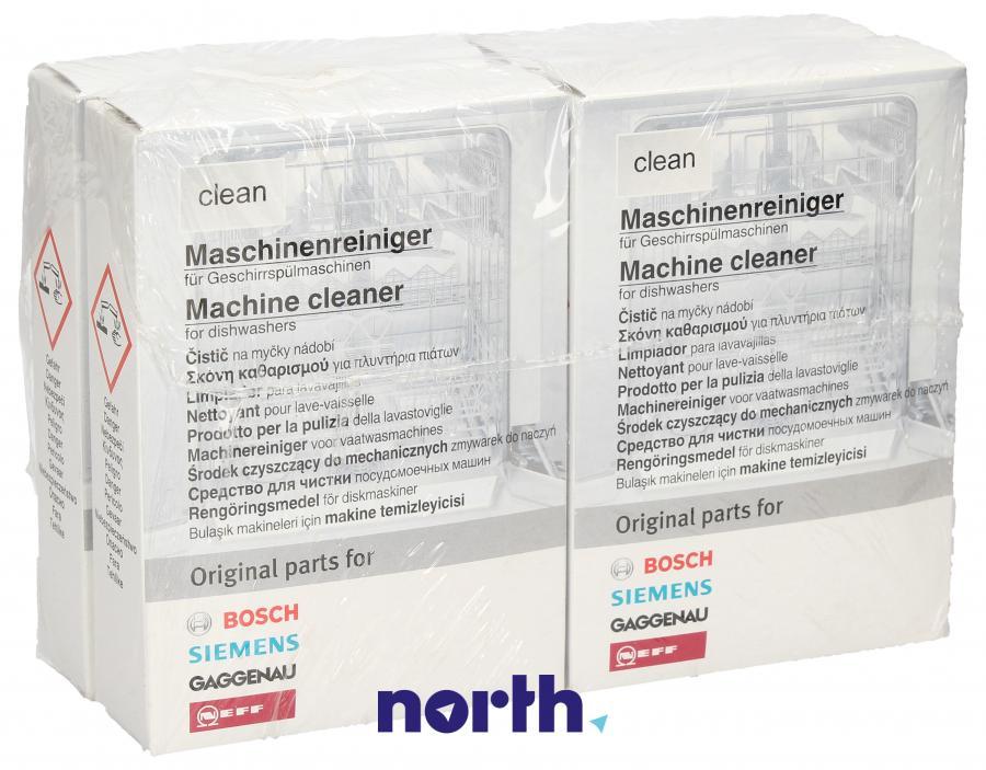 Proszek czyszczący do zmywarki Bosch 00311581,0