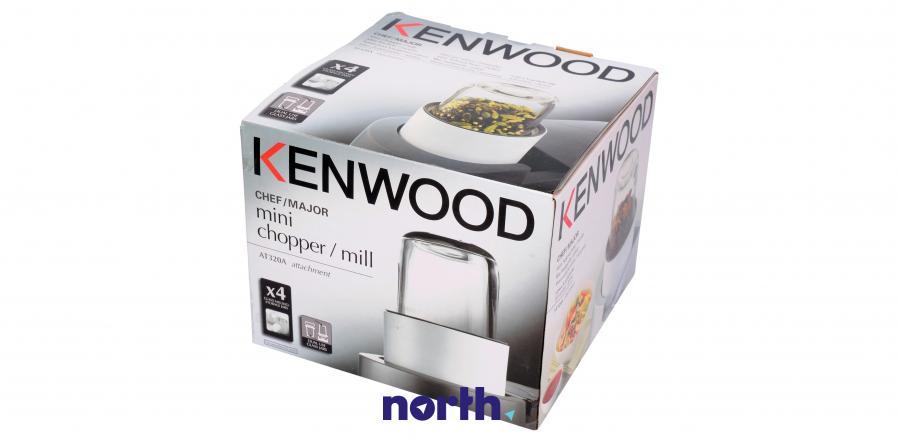Młynek do przypraw do robota kuchennego Kenwood AT320A AWAT320B01,4