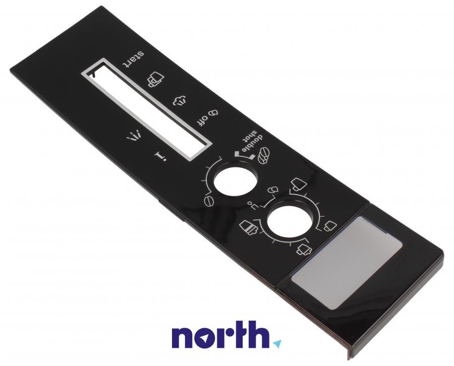 Front panelu sterowania do ekspresu Siemens 00653505,1
