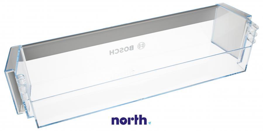 Dolna półka na drzwi chłodziarki do lodówki Bosch 00744473,1