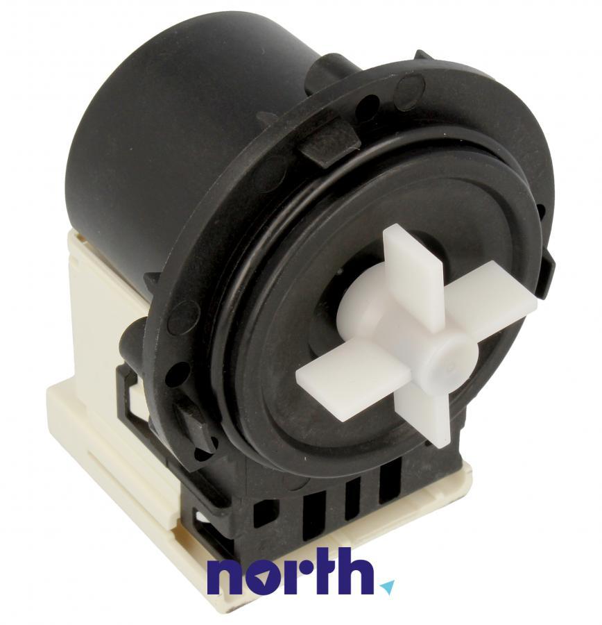 Silnik pompy odpływowej do pralki Indesit 482000088044,0