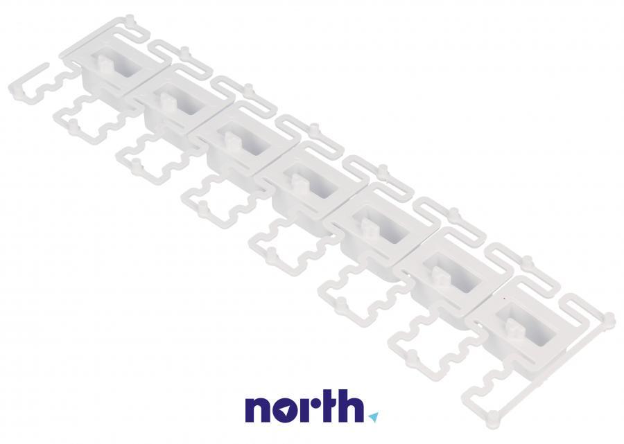 Przyciski panelu sterowania do pralki Bauknecht 481071425551,1