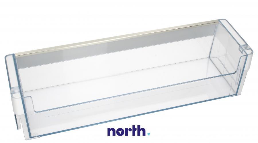 Dolna półka na drzwi chłodziarki do lodówki Siemens 00704703,1