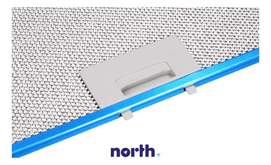 Filtr przeciwtłuszczowy kasetowy 38.8cm  x 26.5cm do okapu Bosch 00742967,2