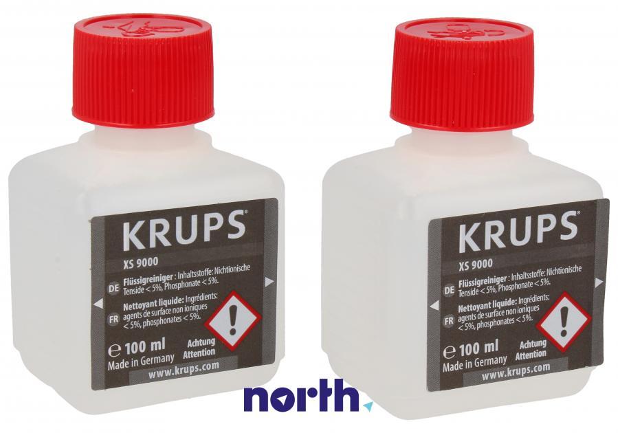 Płyn do czyszczenia obiegu mleka do ekspresu 200ml Krups XS900010,0