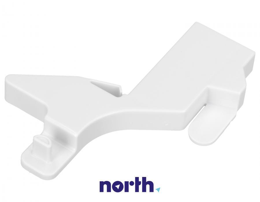 Lewy zawias frontu komory zamrażarki do lodówki Bosch 00657906,0