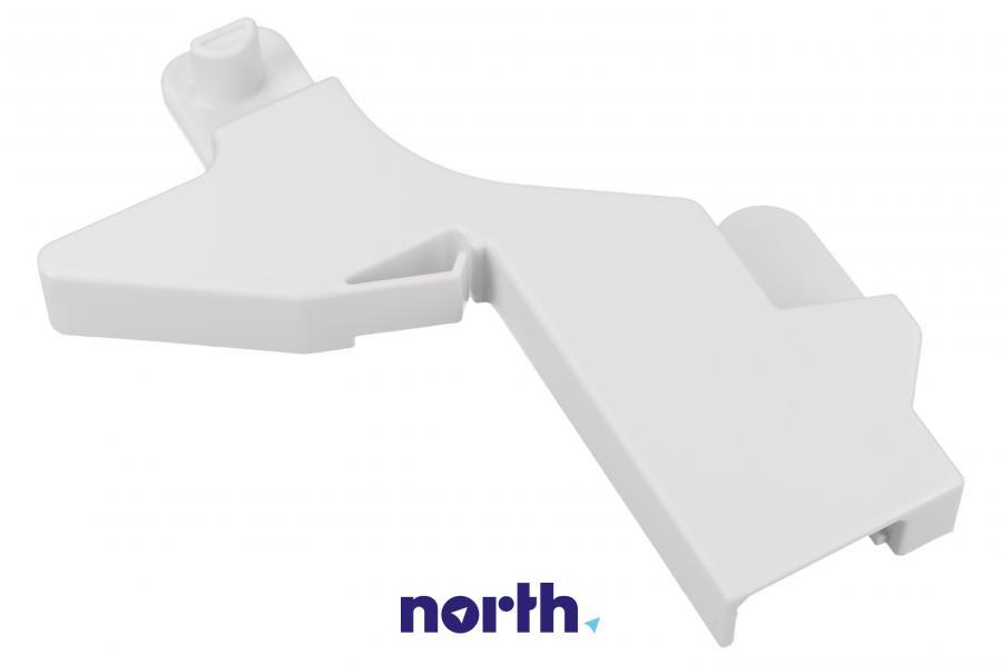 Prawy zawias frontu komory zamrażarki do lodówki Bosch 00657908,0