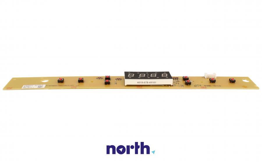 Wyświetlacz panelu sterowania do mikrofalówki Ikea 480120101506,3