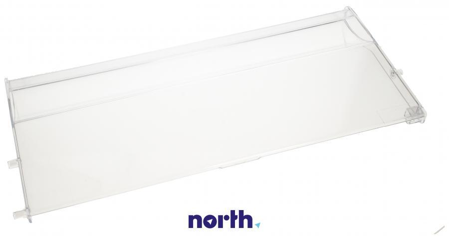 Front komory zamrażarki (klapa) do lodówki Whirlpool 481010467685,0