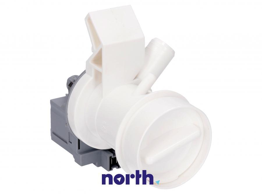 Pompa odpływowa kompletna (silnik + obudowa) do pralki Amica 1023404,0