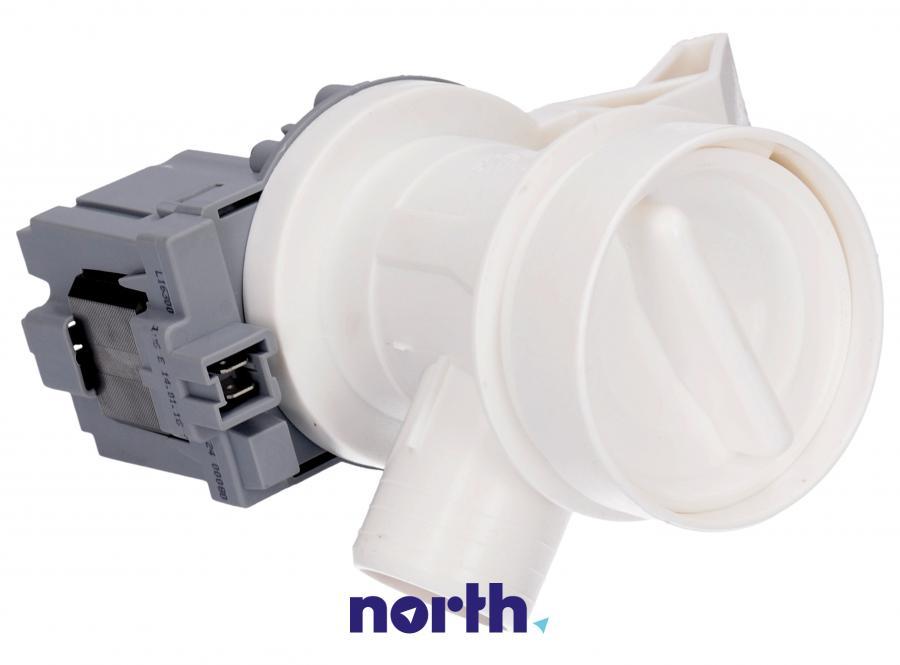 Pompa odpływowa kompletna (silnik + obudowa) do pralki Amica 1023404,4
