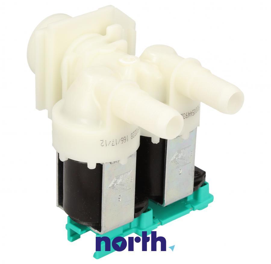 Elektrozawór podwójny do pralki Bosch 00626528,1
