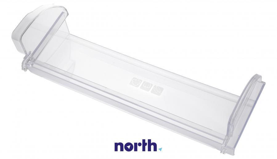 Pokrywa szuflady dolnej komory świeżości do lodówki Sharp GFTAA117CBRB,1