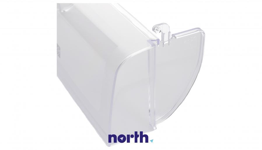 Pokrywa szuflady dolnej komory świeżości do lodówki Sharp GFTA-A117CBRB,2