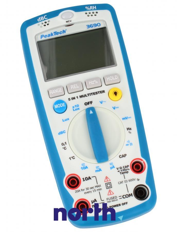 Multimetr Peaktech P3690,1