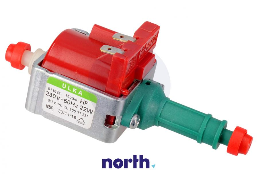 Pompa ciśnieniowa 22W 230V Ulka do ekspresu Philips HF,0
