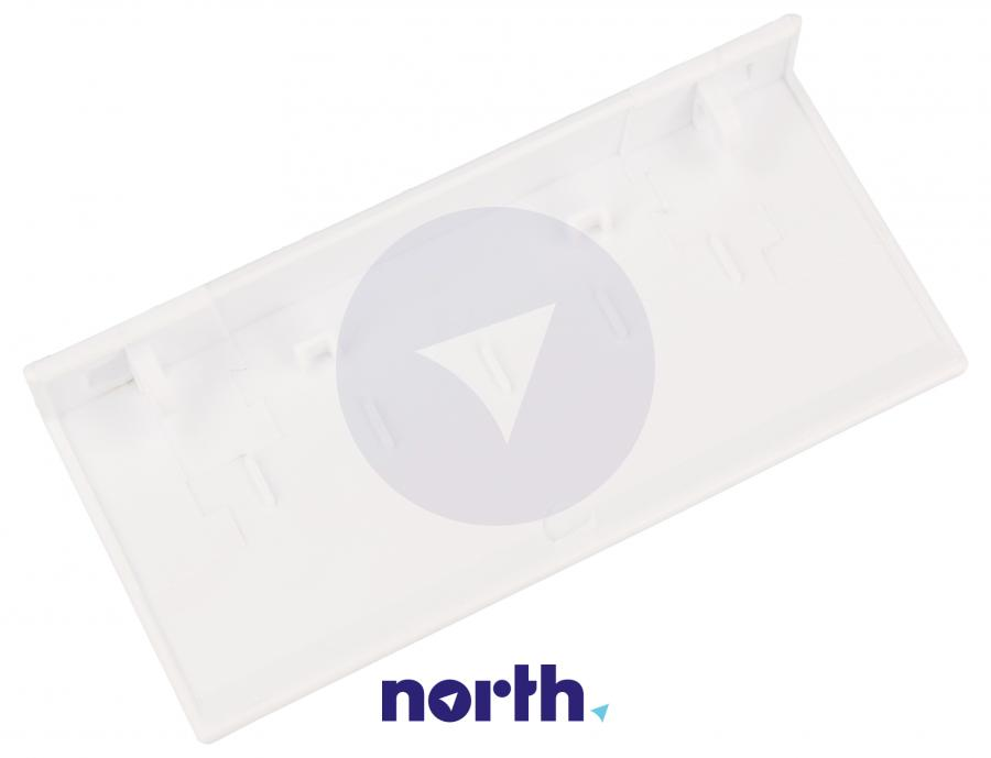 Uchwyt drzwiczek zamrażarki górnej do lodówki Amica 1023126,2