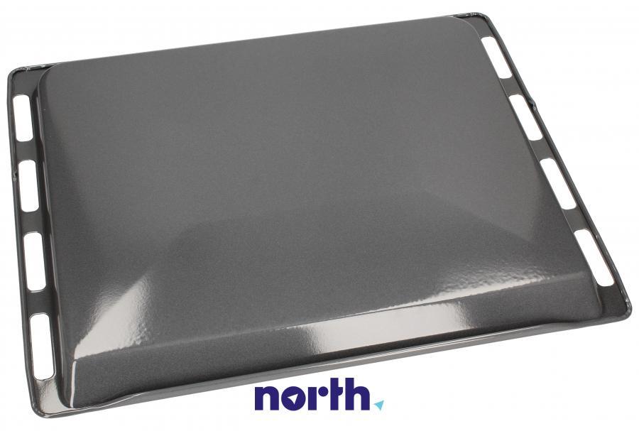 Płytka blacha do pieczenia (emaliowana) 46.5x37.5cm do piekarnika Bosch 00742585,1