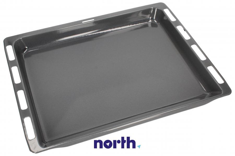 Głęboka blacha do pieczenia (emaliowana) 46x37cm do piekarnika Bosch 00742586,0