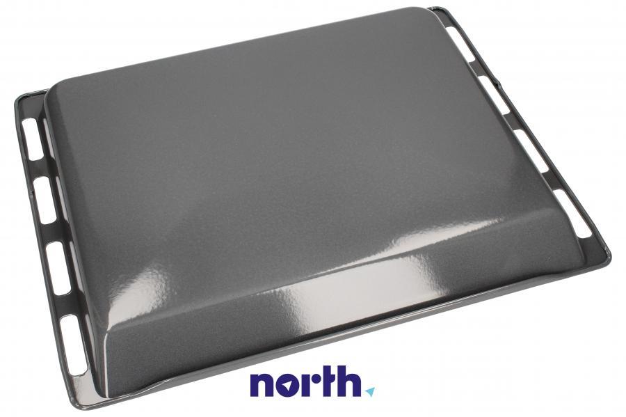 Głęboka blacha do pieczenia (emaliowana) 46x37cm do piekarnika Bosch 00742586,1