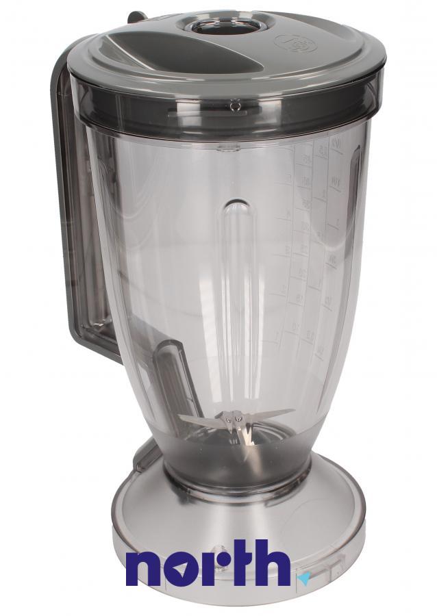 Kompletny pojemnik blendera do robota kuchennego Bosch 00743882,0
