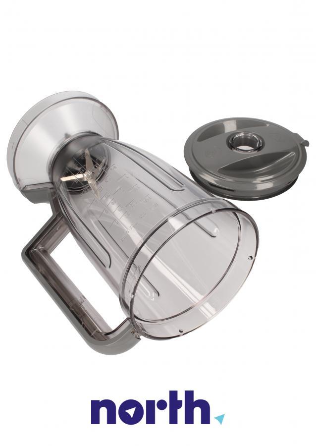 Kompletny pojemnik blendera do robota kuchennego Bosch 00743882,2