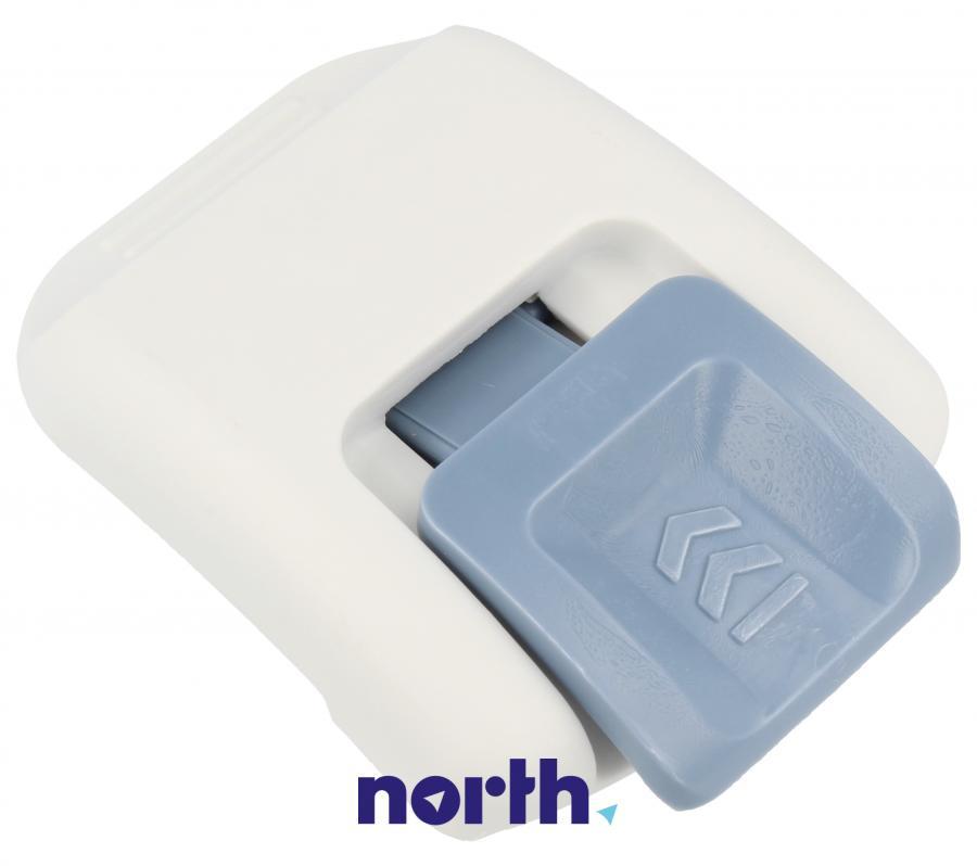 Zatrzask drzwiczek bębna do pralki Whirlpool 481073593541,1