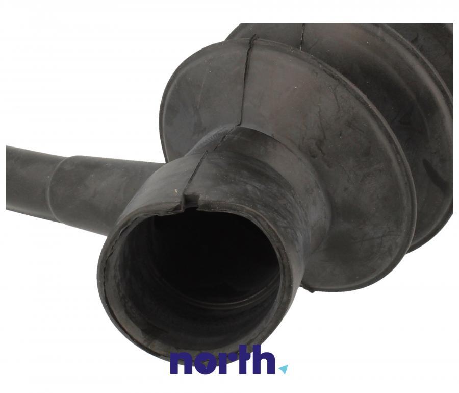 Wąż połączeniowy (bęben-pompa) do pralki Bosch 00656689,5