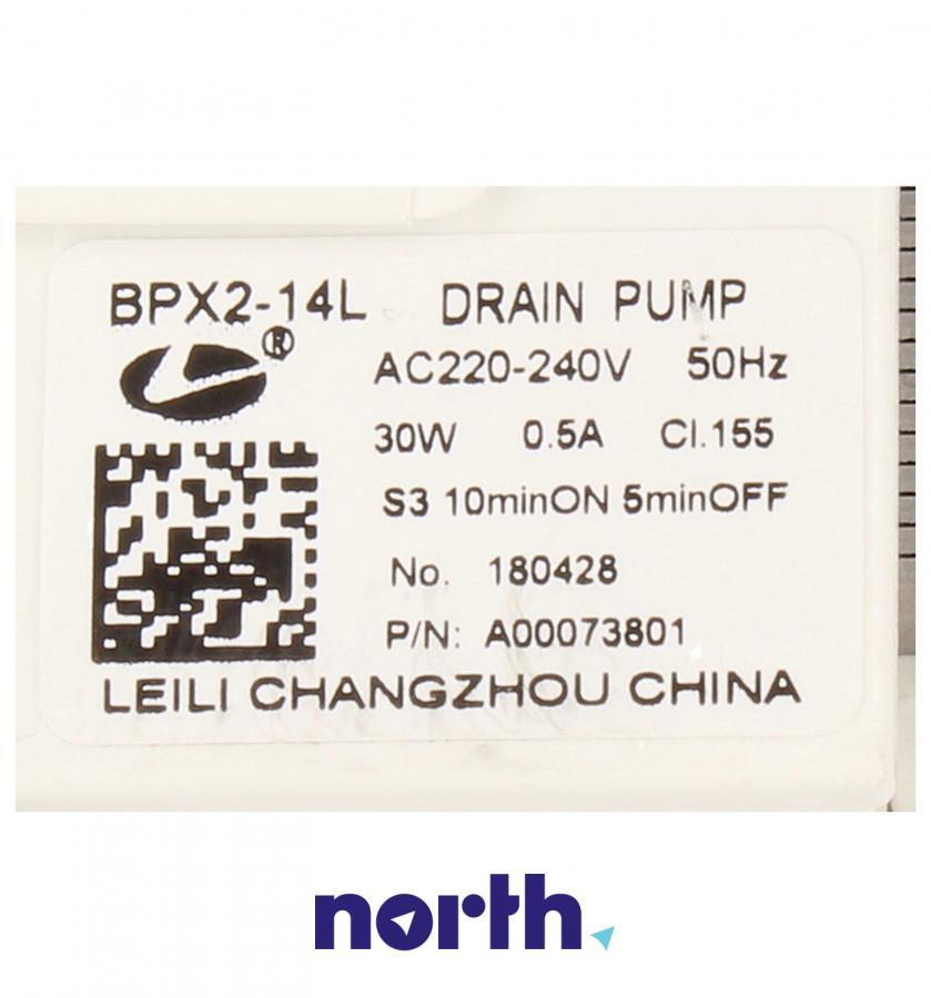 Pompa odpływowa do zmywarki AEG 140000738017,3