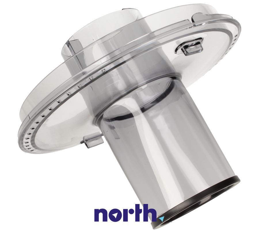 Pokrywa górna z wlotem do sokowirówki do robota kuchennego Philips 996510056815,1