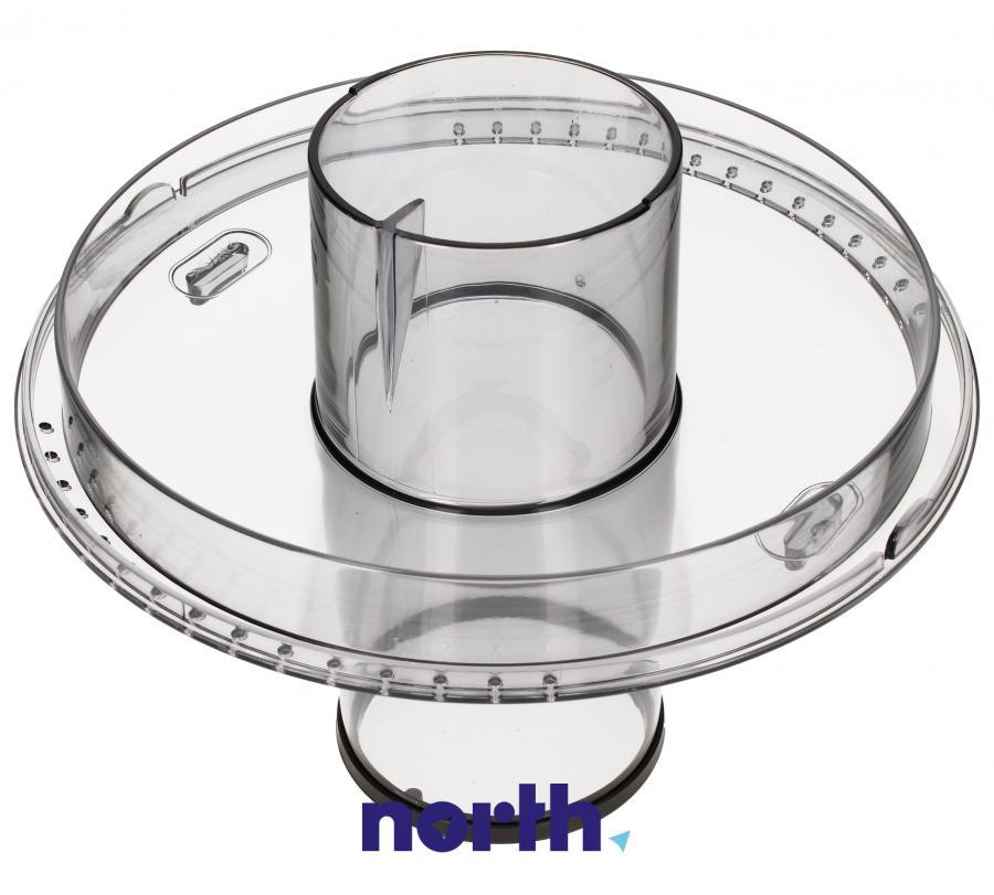 Pokrywa górna z wlotem do sokowirówki do robota kuchennego Philips 996510056815,2
