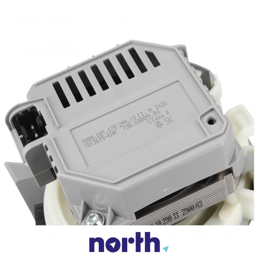 Pompa myjąca z turbiną do zmywarki Siemens 00657137,2