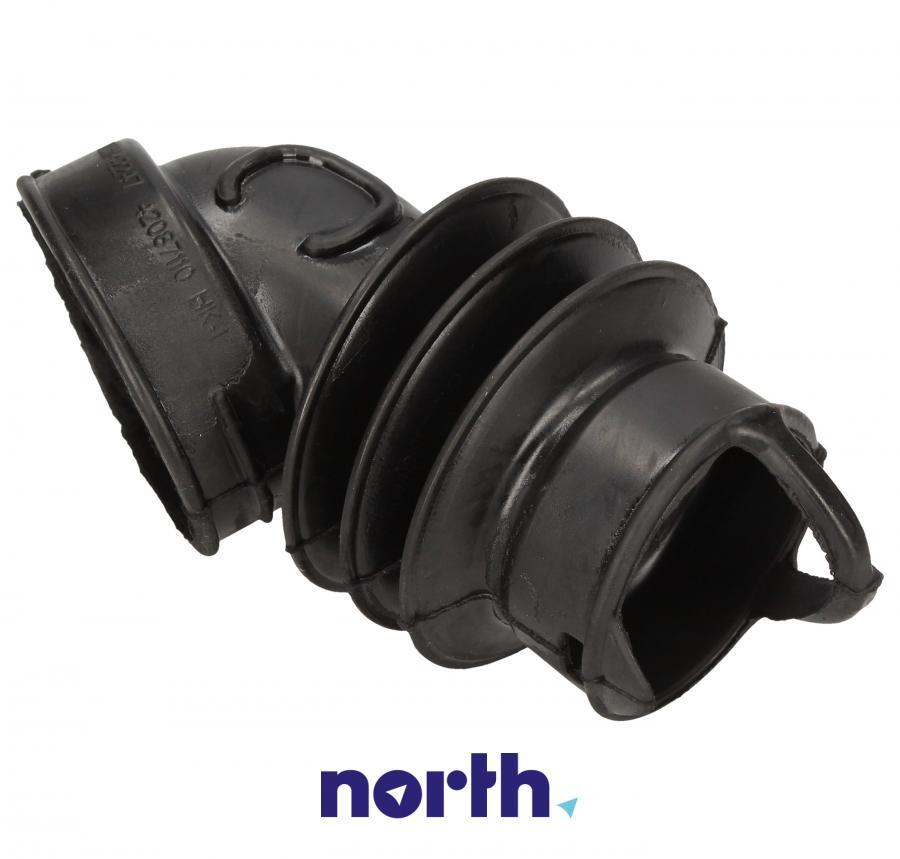 Wąż połączeniowy (dozownik-bęben) do pralki Sharp 42087110,1