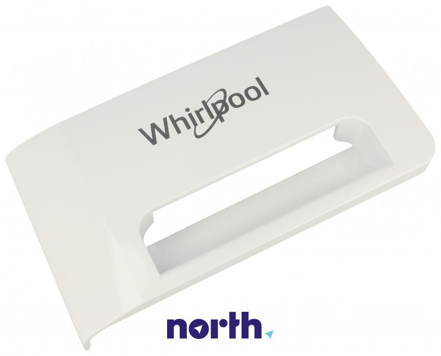 Front szuflady na proszek do pralki Whirlpool 481010487637,0