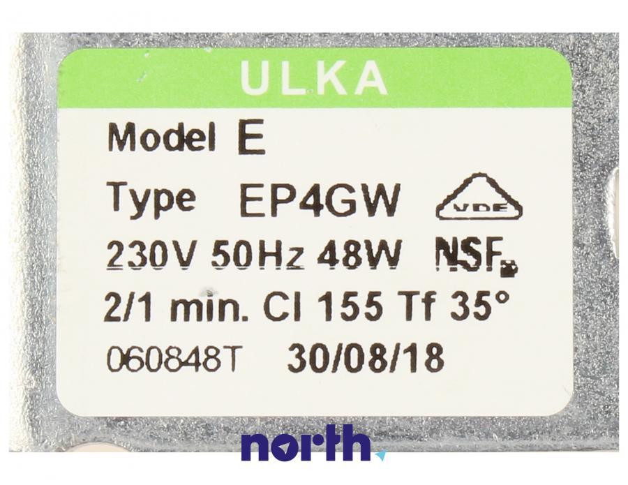 Pompa ciśnieniowa 48W 240V Ulka do ekspresu Siemens EP4GW,3