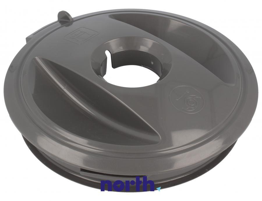 Pokrywa pojemnika do blendera do robota kuchennego Bosch 00627872,1